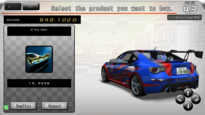 Customize Your Car Online >> For First Time Players Wangan Midnight Maximum Tune 5dx