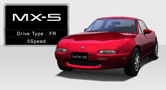 Appearing Models WANGAN MIDNIGHT MAXIMUM TUNE 5DX on